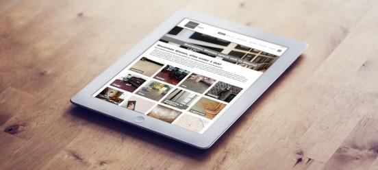 Bouwman Wonen iPad