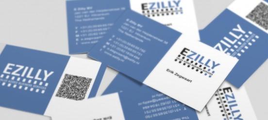 Ezilly visitekaart