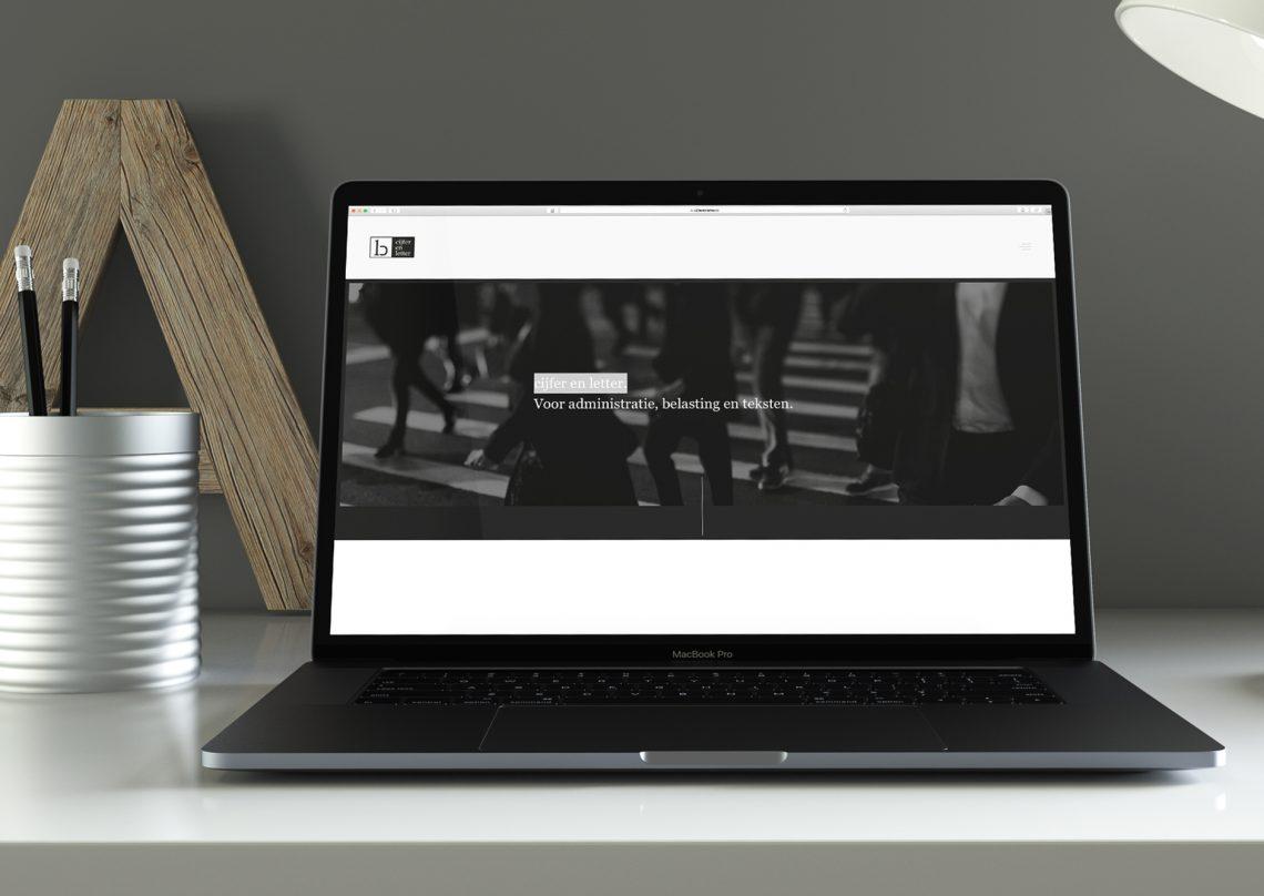 Cijferenletter site voorbeeld